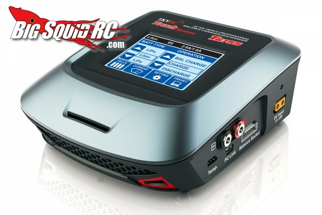SKYRC T6755 Touch Screen AC/DC Battery Charger