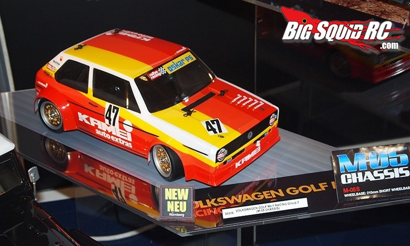 Tamiya Volkswagen Golf Mk.1 Racing Group 2 M-05 chassis