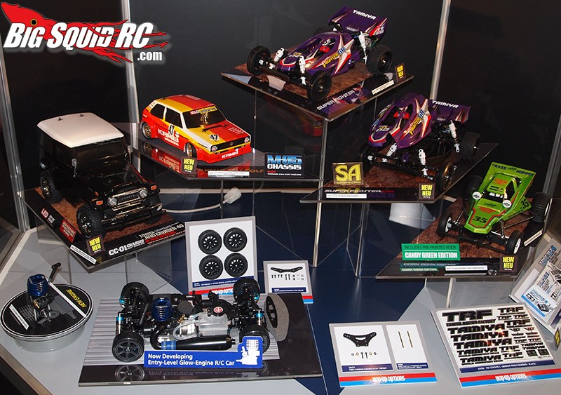 Tamiya Booth 2013 Nuremberg Toy Fair
