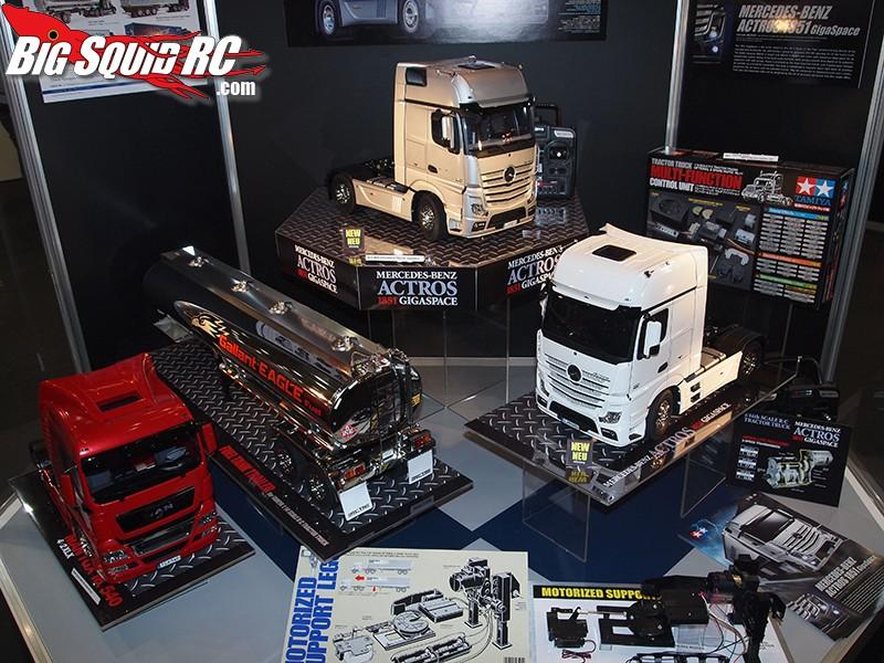 Tamiya Booth Toy Fair 2013 « Big Squid RC – RC Car and ...