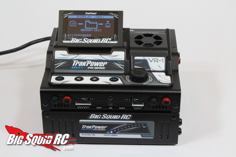 Car Battery Voltage >> Review – TrakPower VR-1 Dual Channel Balancing Battery Charger « Big Squid RC – RC Car and Truck ...