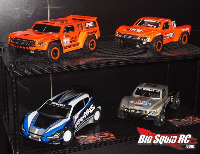 Traxxas Booth Nuremberg Toy Fair 2013