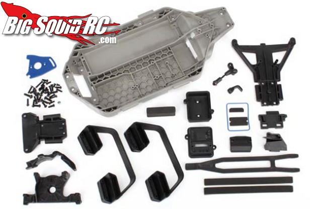 Traxxas Slash 4x4 LCG chassis conversion kit 7421