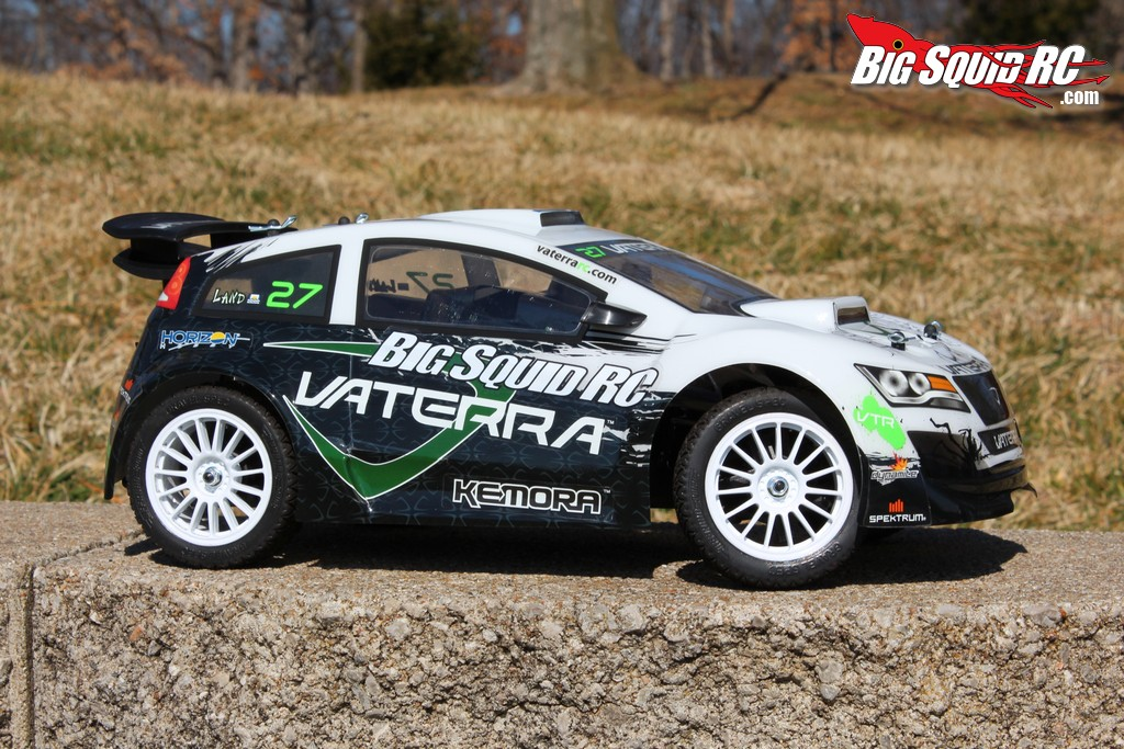 Vaterra Kemora 4wd Brushless Rally Car Review