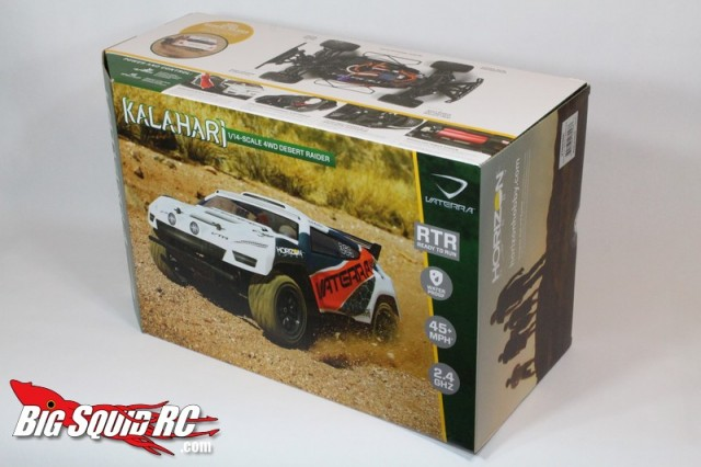 Vaterra Kalahari brushless 14th scale 4wd desert truck