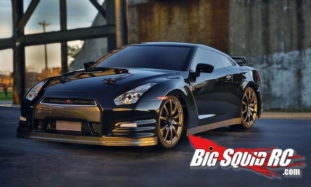 Vaterra 2012 Nissan GT-R