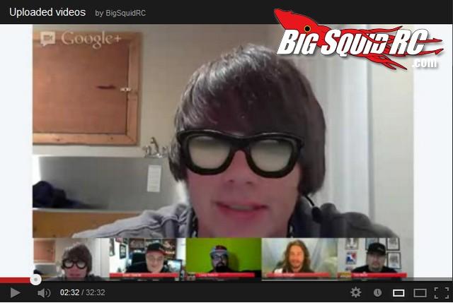 Adam The Intern BigSquidRC LIVE Show Google +