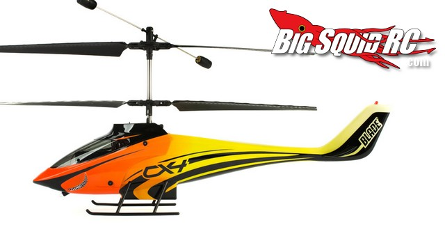 Blade CX4 RTF Helicopter