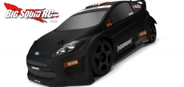 HPI x HOONIGAN 1/10th scale decals