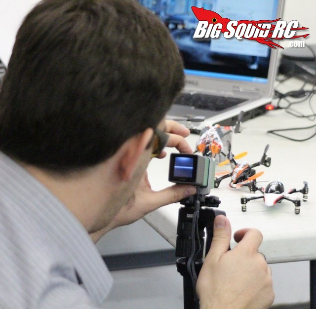 Cubby at quadcopter shootout