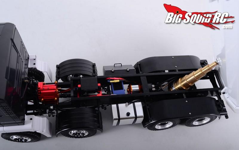 Rc4wd 1 14th Scale 4 215 8 Armageddon Hydraulic Dump Truck