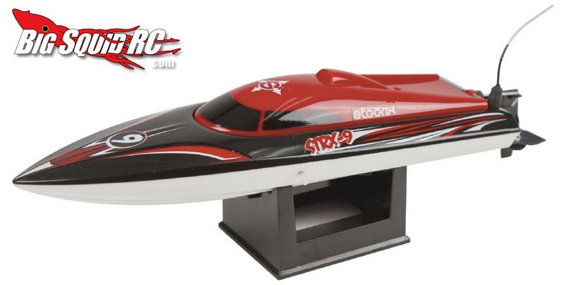 Steerix rc STRX-9 Micro RC Speedboat