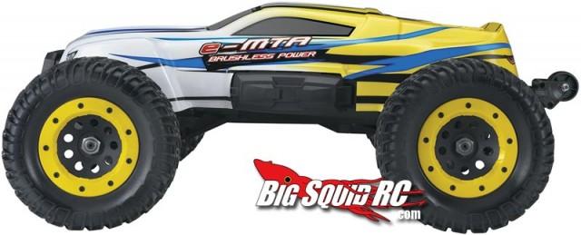 thunder tiger emta monster truck