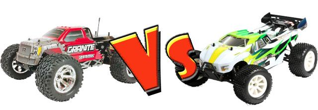 Granite vs Dominus 10TR