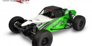 JConcepts Escape Body for SC10B Associated