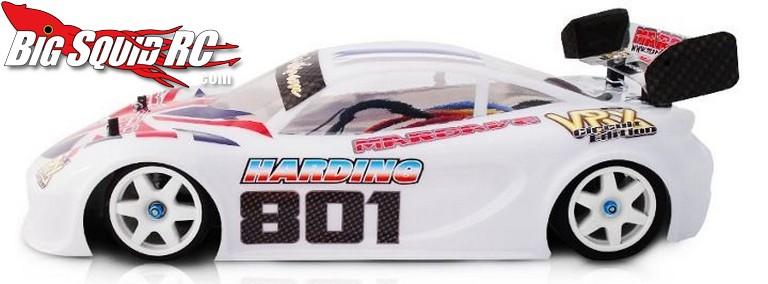 Mardave V12VRXcec Carbon Edition