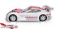 Mardave V161- GT12 Ginetta G50 Clear Lexan Shell & Wing