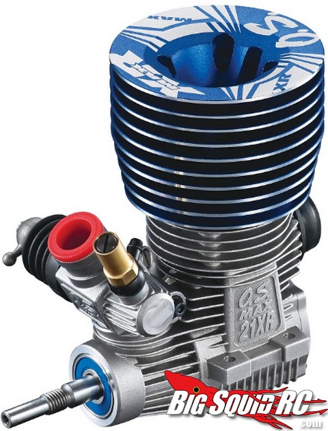 OS 21XR-B Nitro Engine