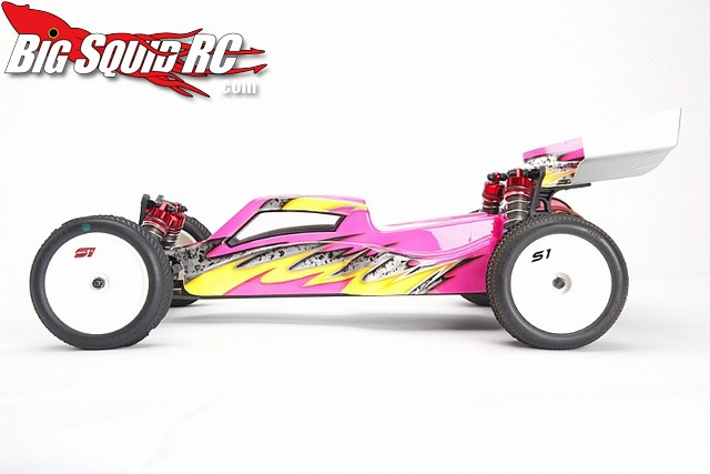 Precirotate S1 V2 10th Scale Off Road Buggy