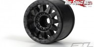 Pro-Line F-11 Black Wheel for Traxxas