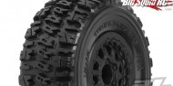 Pro-Line Trenchers Pre-Mounted on Renegade Wheels