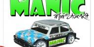 TIC Racing Manic Oval Car
