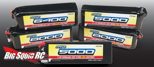 duratrax onyx 35 lipo batteries