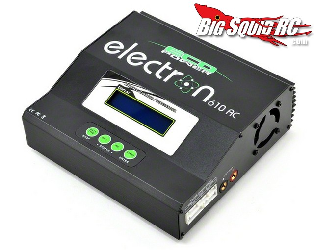EcoPower Electron 610 AC/DC charger