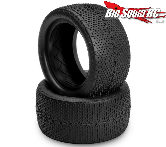 JConcepts Pressure Point Tires 10th Scale Buggy