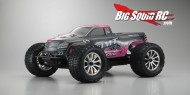 Kyosho DMT VE-R 4 Pole Brushless Monster Truck