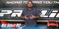 Video Pro-Line body mounts