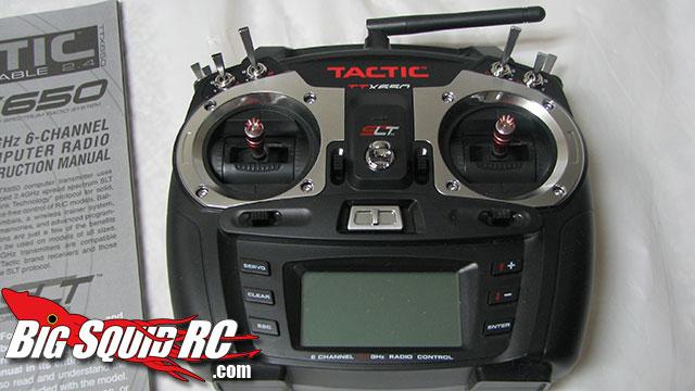Tactic Ttx650 Transmitter Unboxing Pictures 171 Big Squid