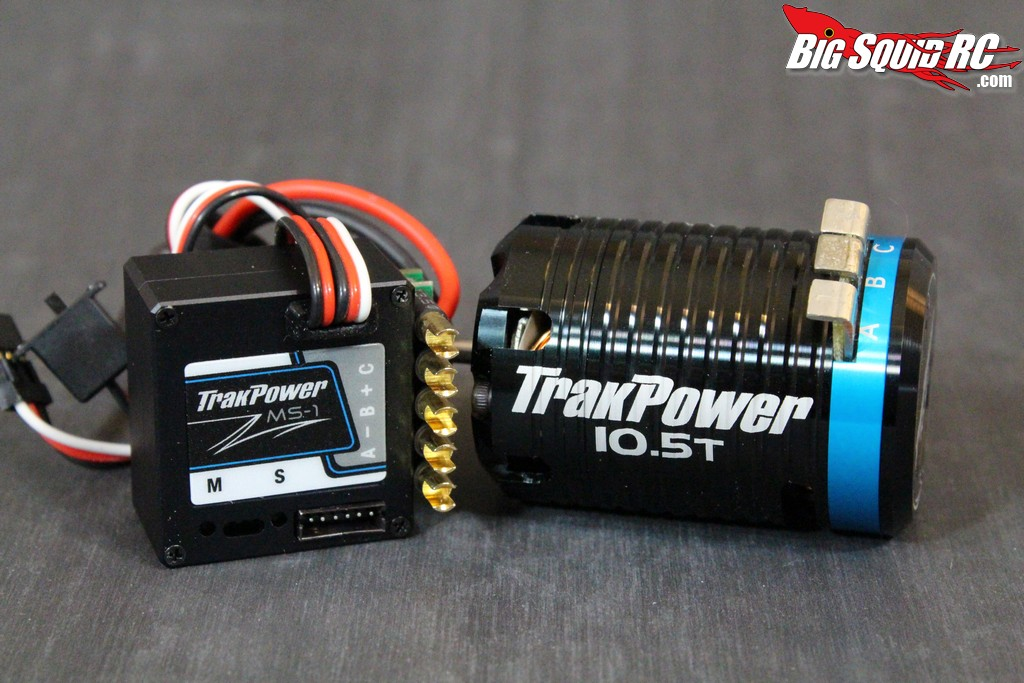 TrakPower MS Series Brushless System