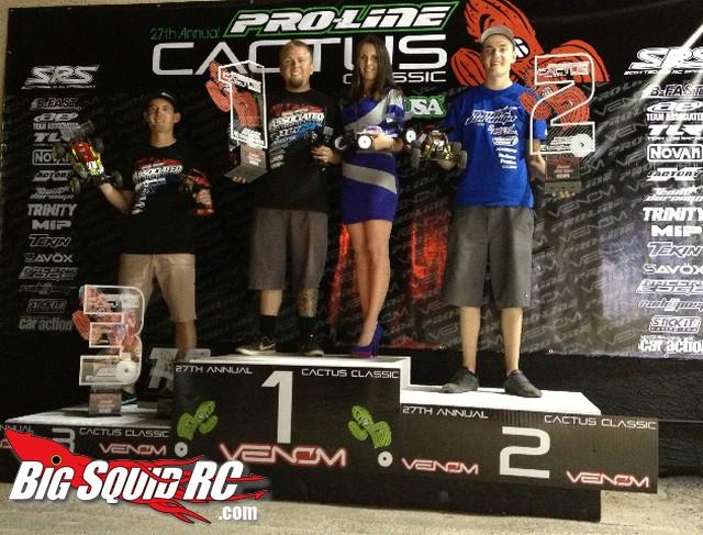 Team Durango Cactus Classic 2013