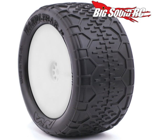 AKA Handlebar STD Buggy Tires