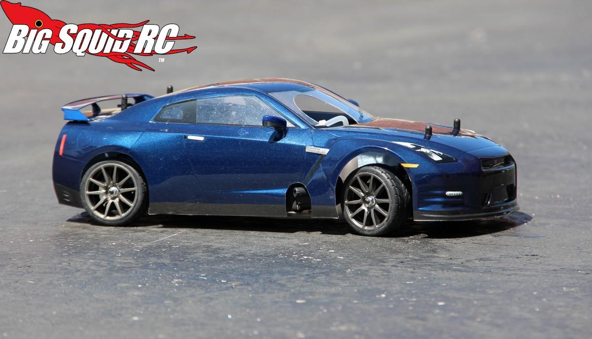 Review – Duratrax Nissan GT-R Nitro RTR Review « Big Squid RC – RC ...