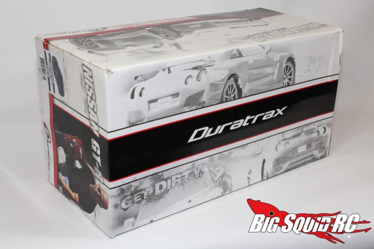 Duratrax Nissan GT-R Unboxing Pictures