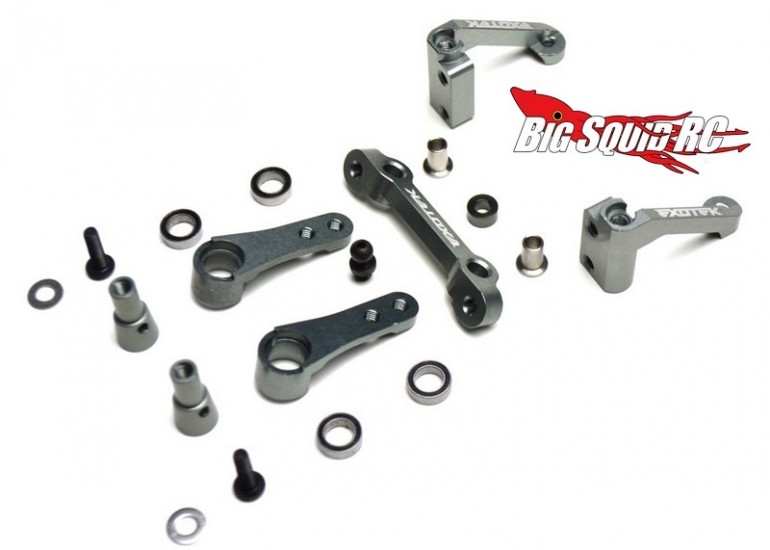 Exotek Losi 22 STEERING RACK CONVERSION SET