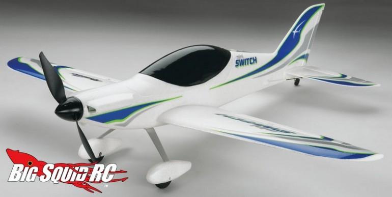 Flyzone Mini-Switch 2 in 1 Sport EP