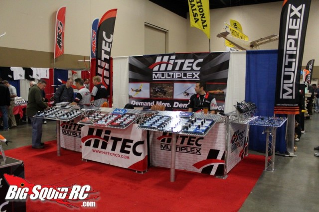 Hitec Booth at Weak Signals 2013 Toledo Ohio