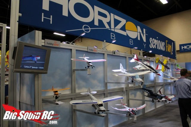 Horizon Hobby Weak Signals Booth 2013
