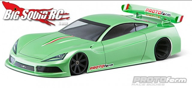 Protoform Gianna GT Body