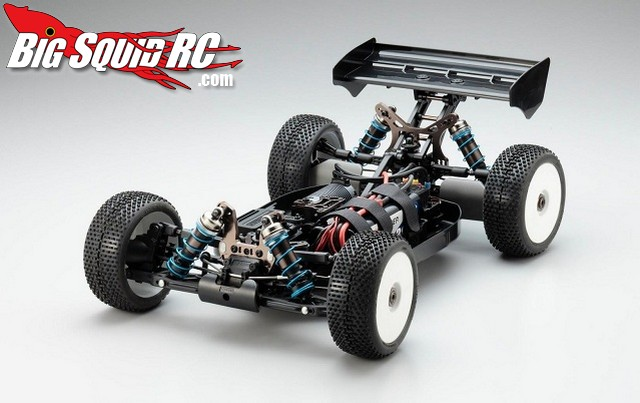 Kyosho Inferno MP9e TKI