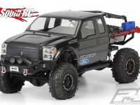 Pro-Line Ford F-250 Axial SCX10 Scaler Body