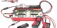 Racers Edge PRIME CUBE200 4 Port Charger