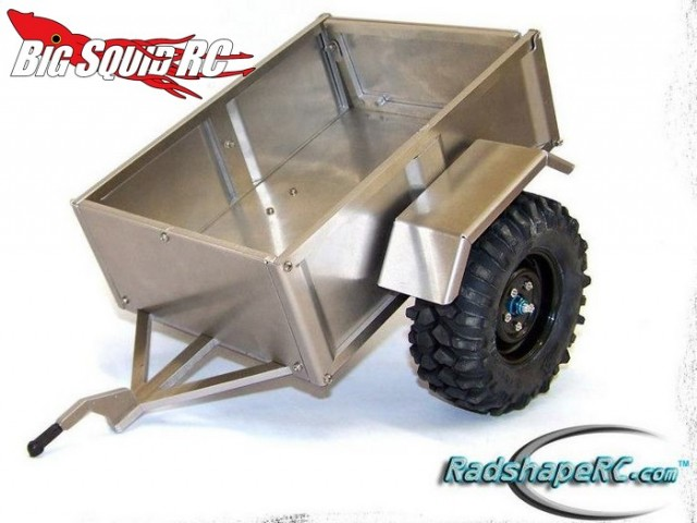 RadshapeRC Box Trailer Kit