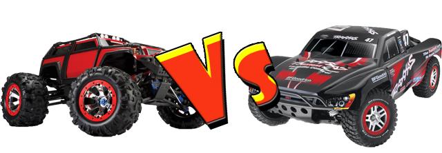 Summit vs Slash 4x4
