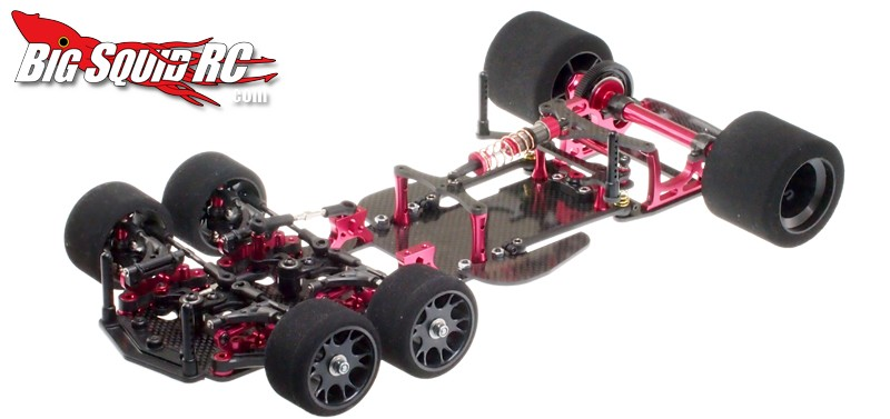 T.O.P. 6 Wheeler F1 conversion Kit