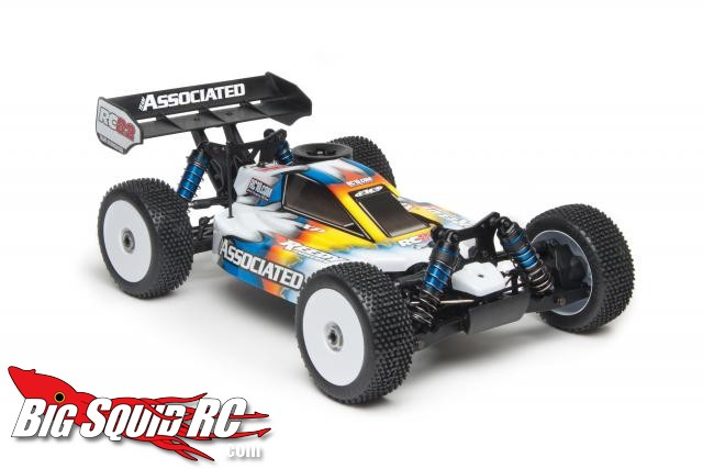 Team Associated RC8.2 RS RTR Nitro Buggy