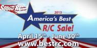 America's Best RC Sale 2013
